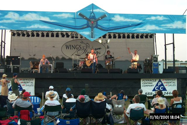 Wings & Strings Fest 1995-2001